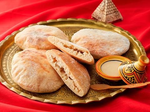 エイシ(エジプトの平焼きパン)