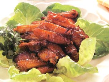 チキンのスペアリブ風オーブン焼き